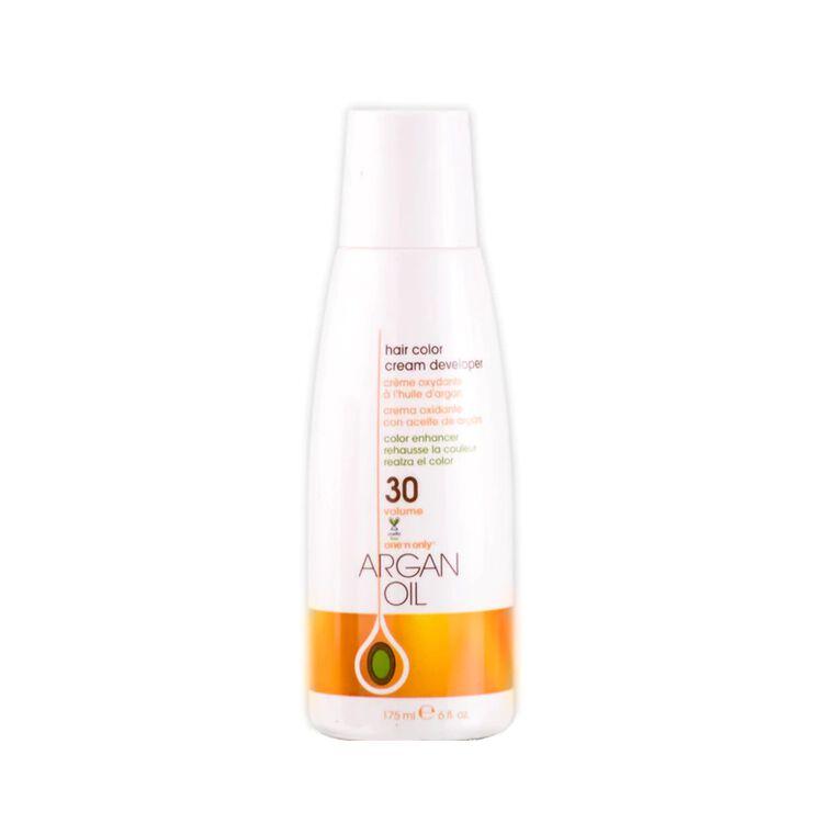 Argan Oil 30 Volume Developer