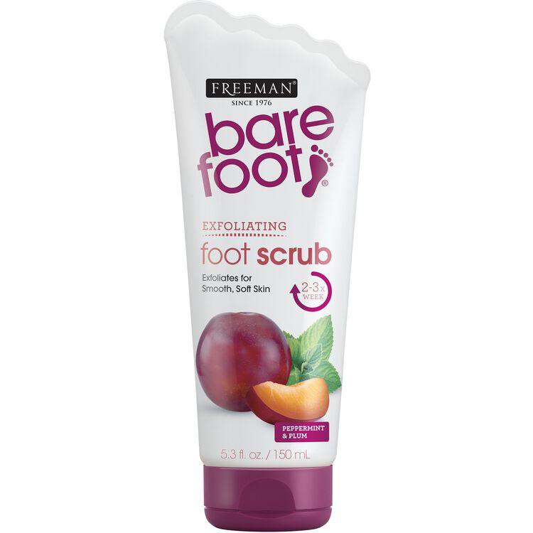 Peppermint & Plum Foot Scrub