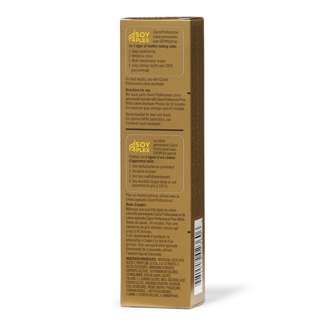 Clairol Pro Creme 8NN Light Rich Neutral Blonde