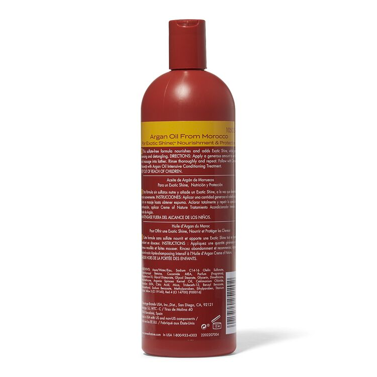 Moisture & Shine Sulfate Free Shampoo