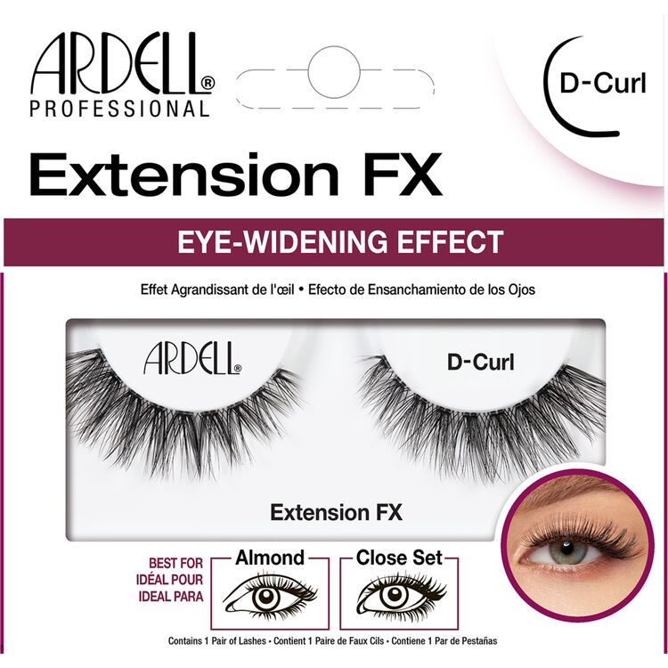 ExtensionFX B Curl Lashes