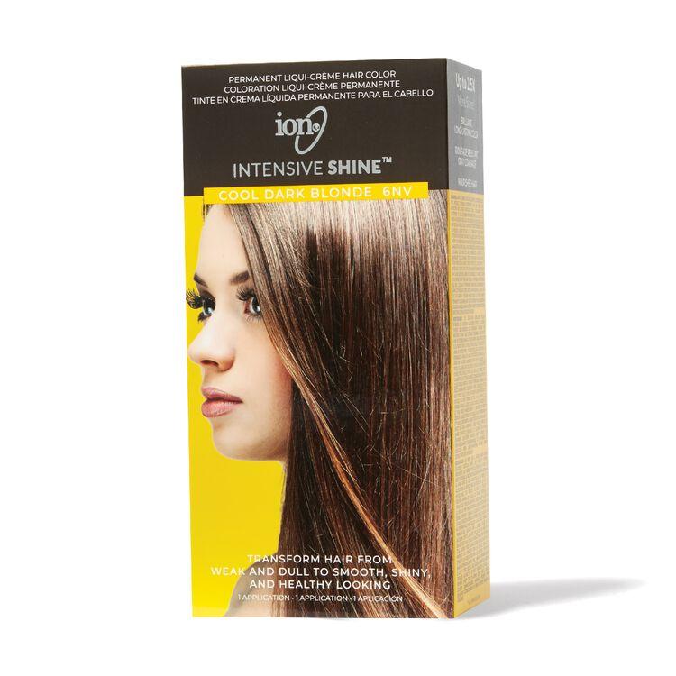 Intensive Shine Hair Color Kit Cool Dark Blonde 6NV