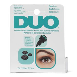 Duo Dark Individual Adhesive