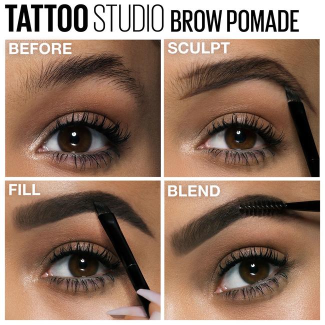 Tattoo Studio Brow Pomade
