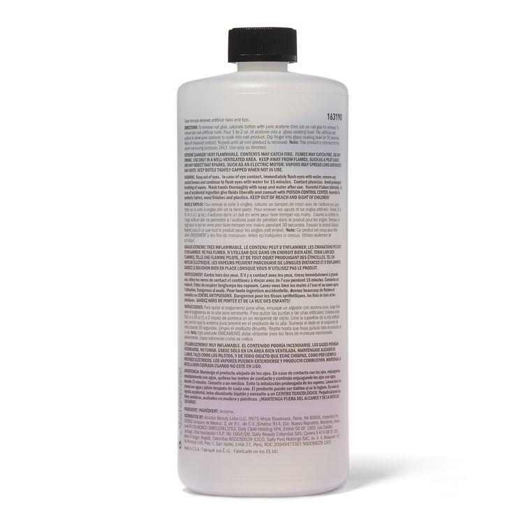 Pure Acetone Manicurist Solvent 32 oz.