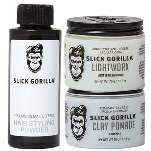 Slick Gorilla Hair Styling Kit