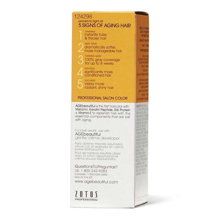 8NN Medium Intense Blonde Permanent Liquid Hair Color