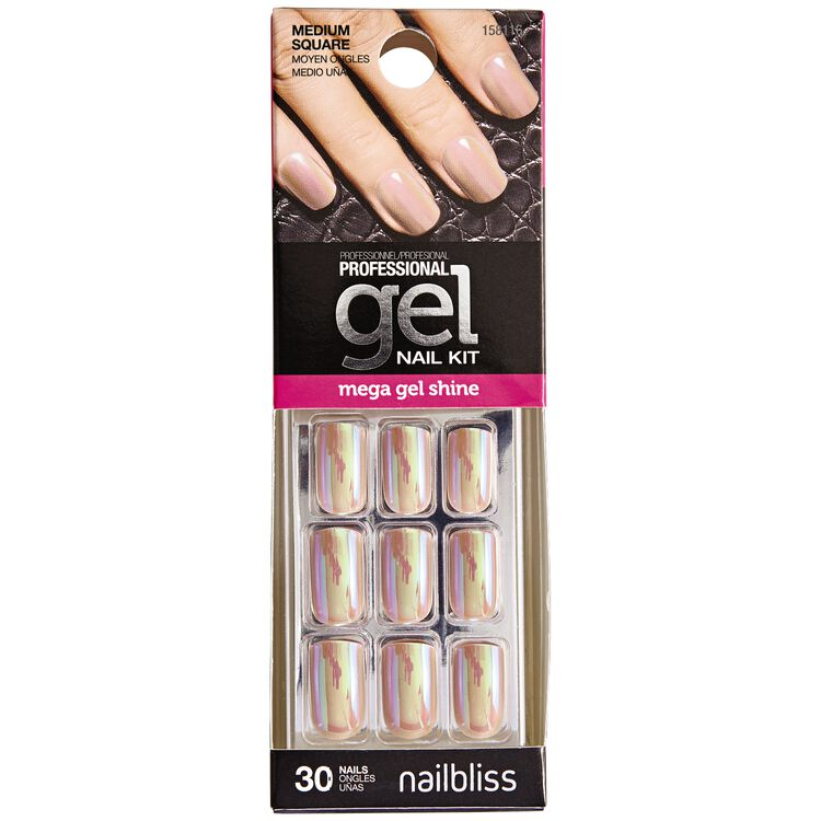 City Slick Gel Nail Kit