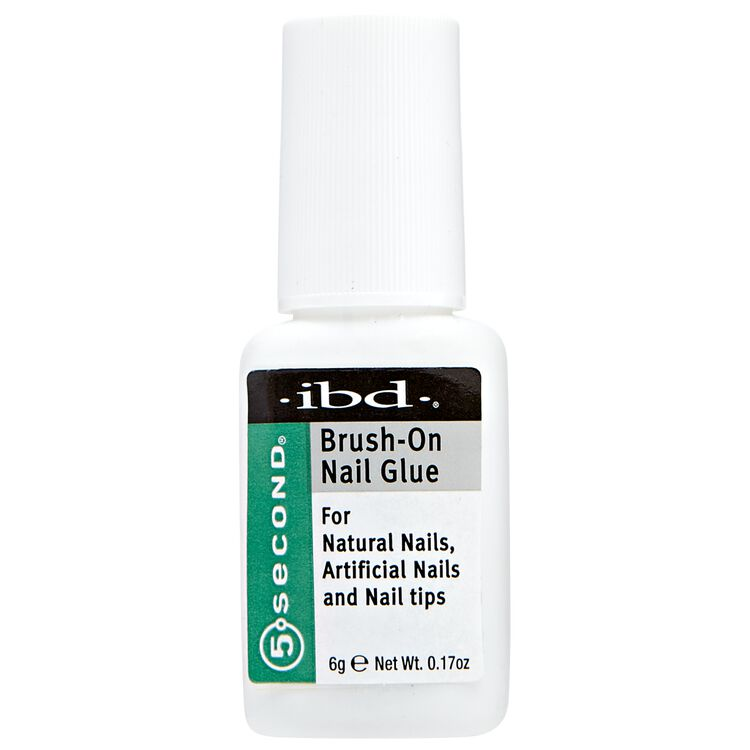 5 Second Brush On Nail Glue