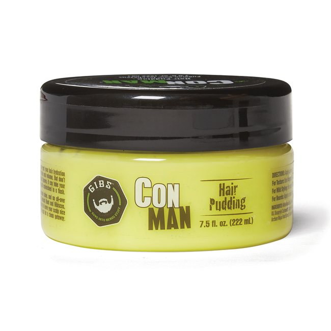 Con Man Hair & Beard Pudding