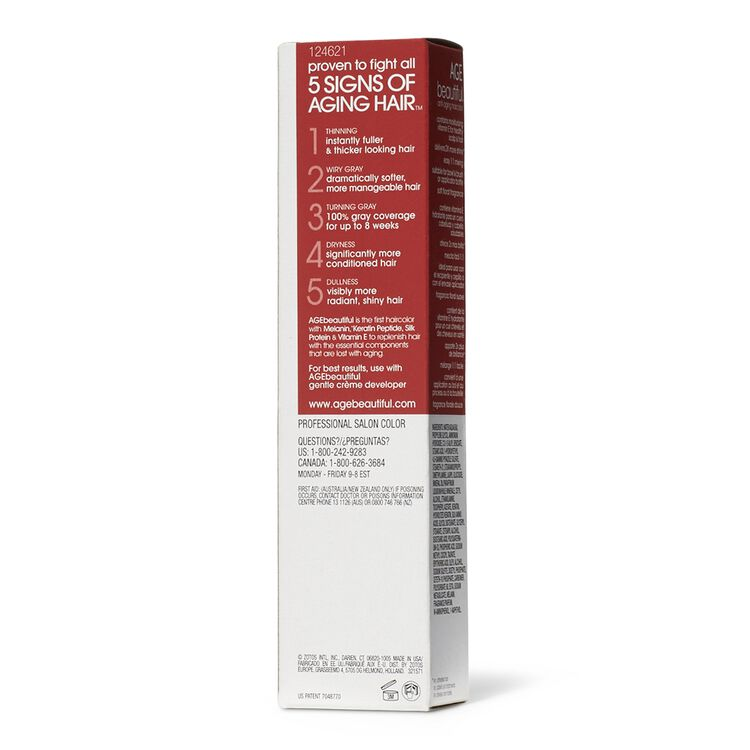 5RR Medium Intense Red Permanent Liqui-Creme Hair Color