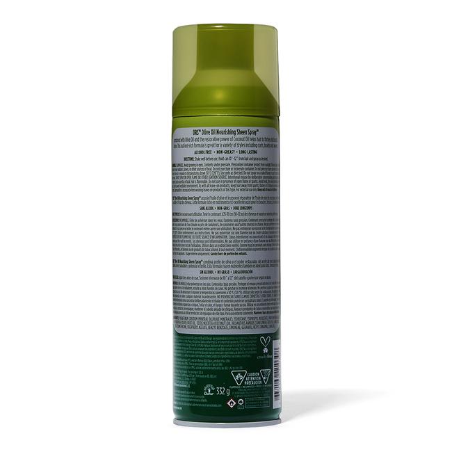 Olive Oil Sheen Spray