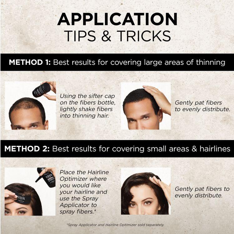 Travel Size Hair Building Fiber