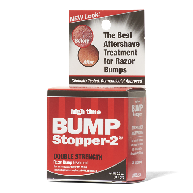 Bump Stopper-2 Double Strength Treatment