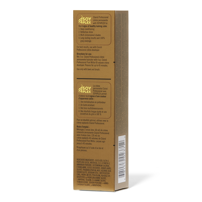 Clairol Pro Creme 12N Hi-Lift Neutral Blonde