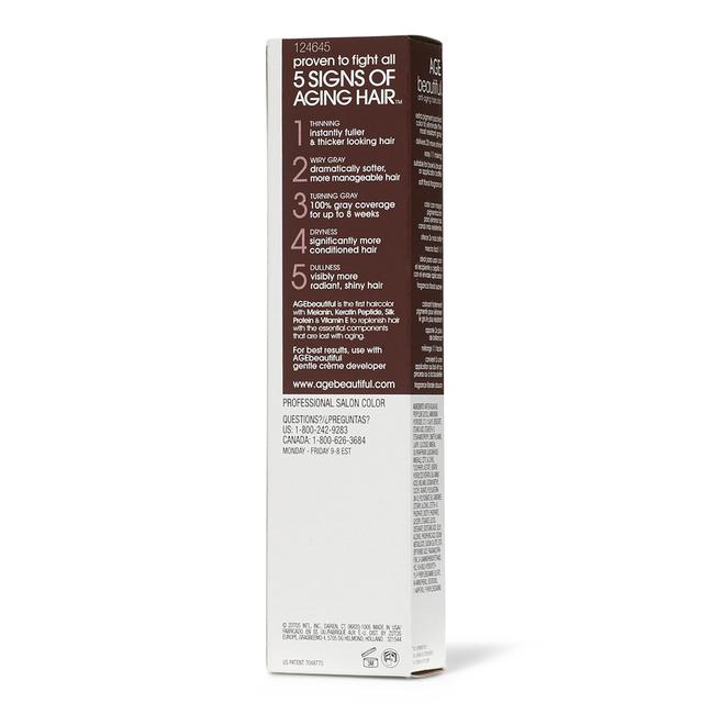 4NN Dark Intense Brown Permanent Liqui Creme Hair Color