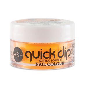 Quick Dip Powder Outrageous Orange