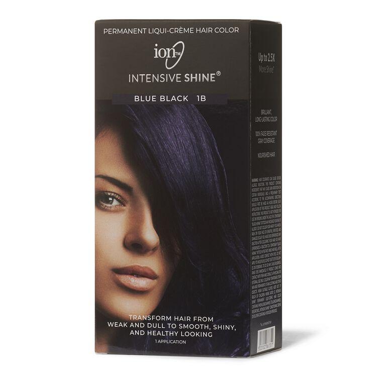 Intensive Shine Hair Color Kit Blue Black 1B