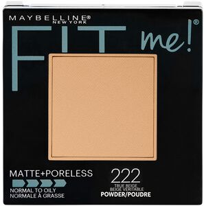 Fit Me Matte + Poreless Powder True Beige