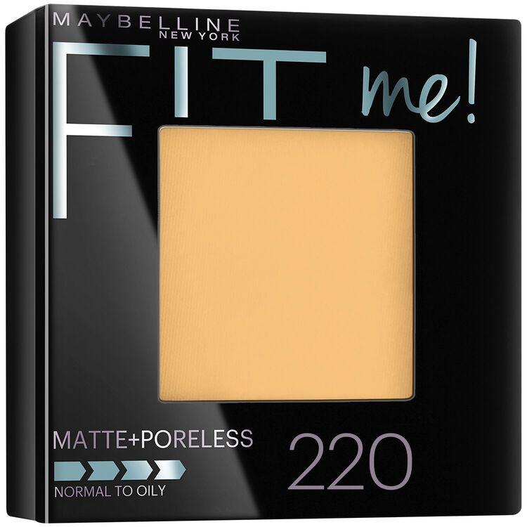 Fit Me Matte + Poreless Powder Natural Beige