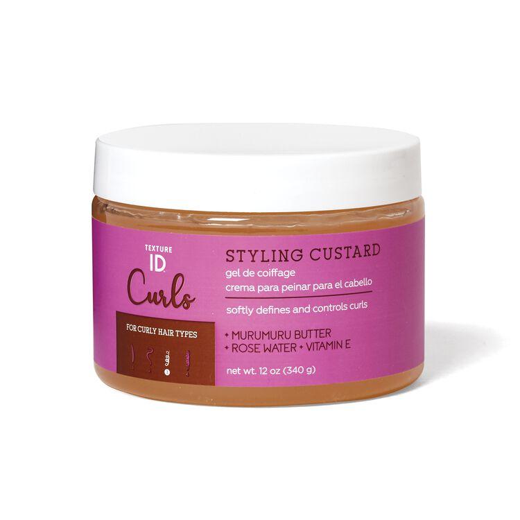 Curls Styling Custard
