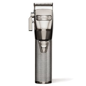 Silver Metals Cordless Clipper