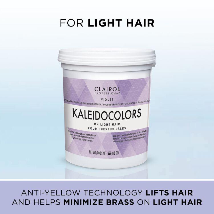 Kaleidocolors Violet Tub