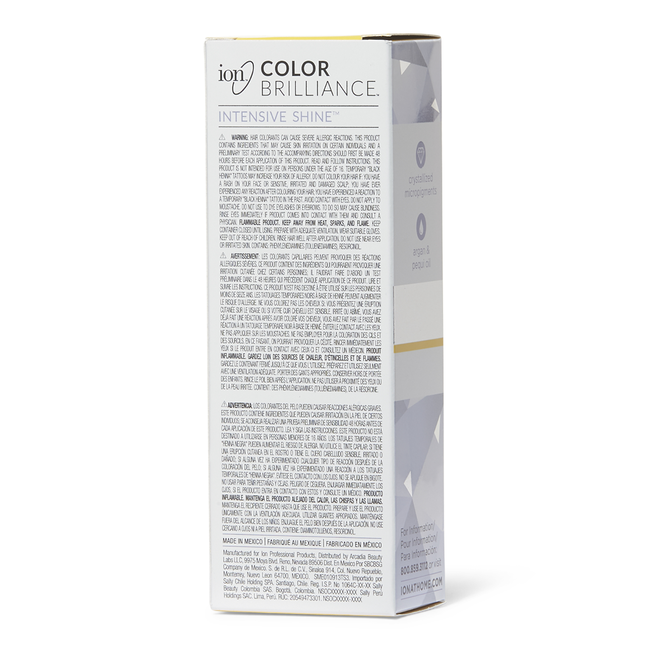 6NN Dark Intense Blonde Permanent Liquid Hair Color
