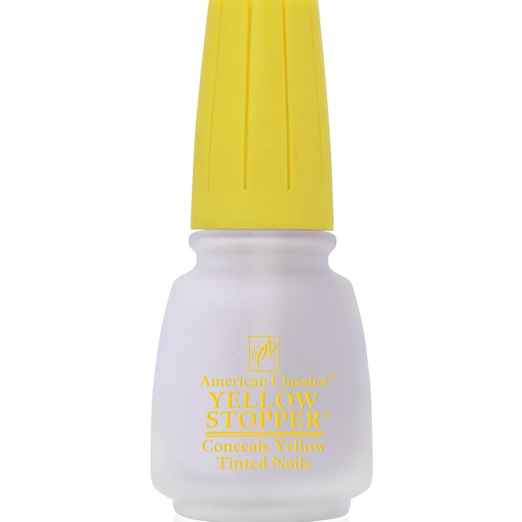 Yellow Stopper Top Coat .5oz