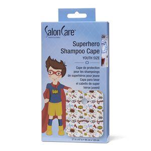 Superhero Shampoo Cape