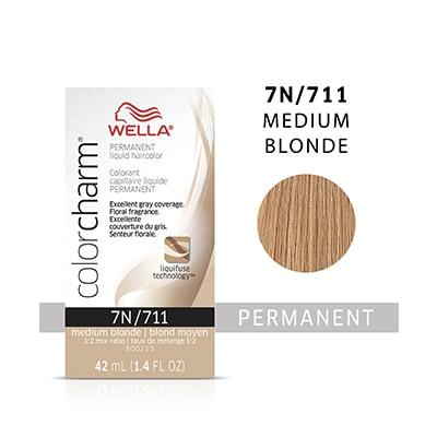 Permanent and Demi-Permanent Blonde Colour & Kits