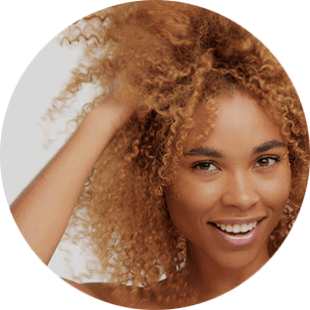 Textured Hair Colour