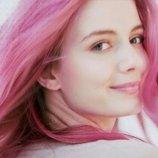 How to Go Pink look