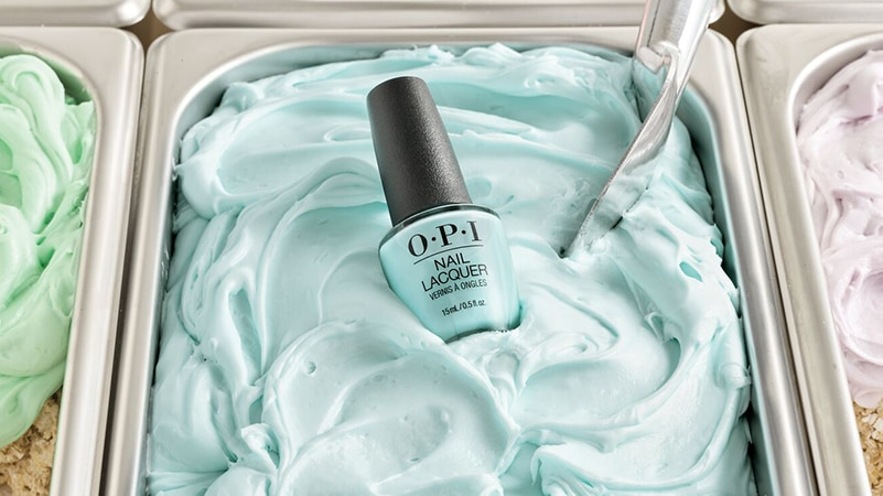 OPI Color of the month
