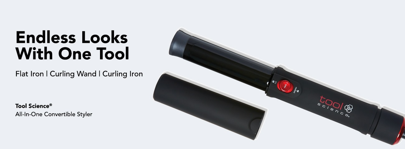 Tool Science All-In-One Convertible Styler